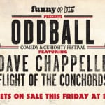 Funny or Die Oddball Poster