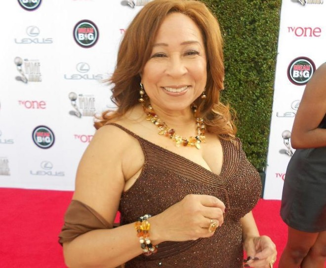 Tanya Hart, 45th NAACP IMAGE Awards