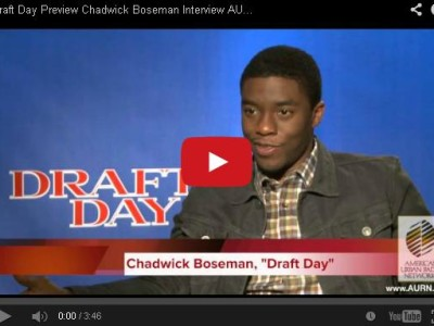Chadwick Boseman in Draft Day