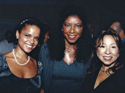 My Friend Natalie Cole