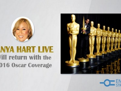 Tanya Hart Live Stream from the 2016 Oscars