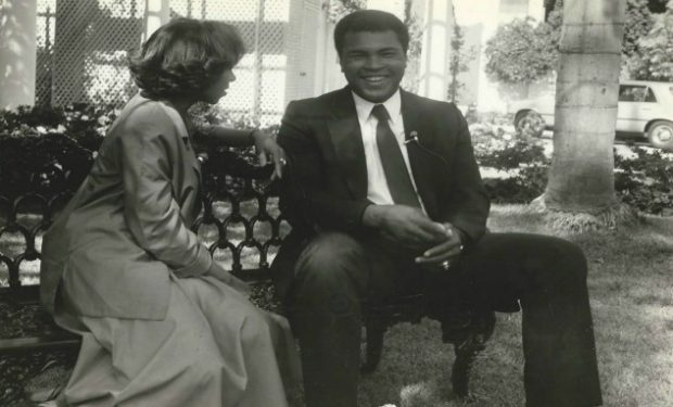 Muhammad Ali and Me