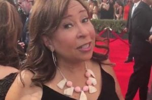 Tanya Hart 2016 Emmy Red Carpet
