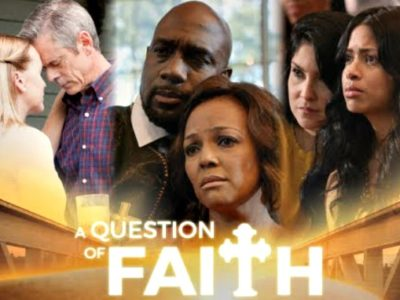 Kim Fields Podcast on 'A Question of Faith'