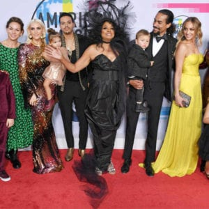 Diana Ross on the Red Carpet at theAmerican Music Awards 2017