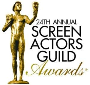 24th Screen Actors Guild Awards Logo