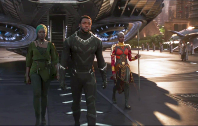 Black Panther Has Arrived!
